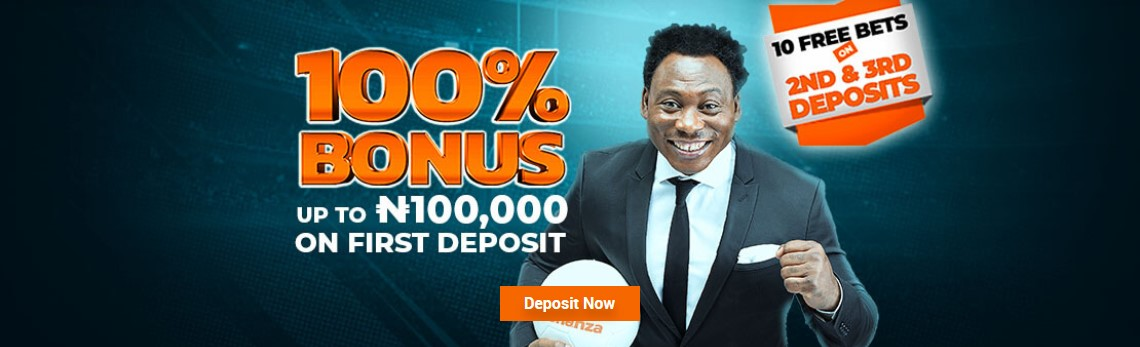 BetBonanza welcome bonus