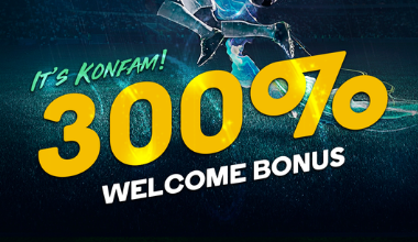 Konfambet welcome bonus